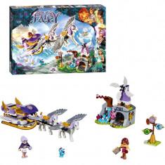 Joc tip Lego FAIRY BELA 10413 de 318 piese - Set de constructie