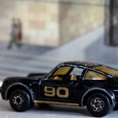 Matchbox Superfast Porsche Turbo - Macau - Macheta auto Matchbox, 1:64