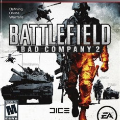 Battlefield Bad Company 2 Ps3 - Jocuri PS3 Electronic Arts, Shooting, 16+