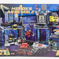 Joc tip Lego Heroes Batman cave SY 513 de 767 piese - Set de constructie