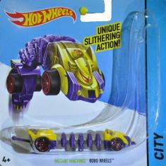 Jucarie Hot Wheels Mutant Machines Robo Wheels - Masinuta Hasbro