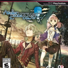 Atelier Escha And Logy Ps3 - Jocuri PS3