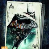 Batman Return To Arkham Ps4 - Jocuri PS4, Actiune, 16+