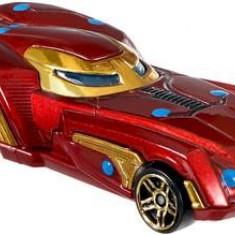 Jucarie Hot Wheels Marvel Character Cars Iron Man - Masinuta