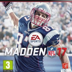 Madden Nfl 17 Ps3 - Jocuri PS3 Electronic Arts, Sporturi, 3+