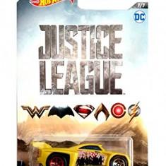 Jucarie Hot Wheels Justice Leauge Bassline (7/7) - Masinuta Hasbro