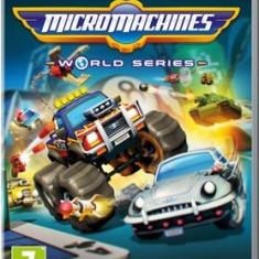 Micro Machines World Series Pc - Joc PC