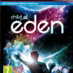 Child Of Eden (Move) Ps3 - Jocuri PS3 Ubisoft, Shooting, 12+