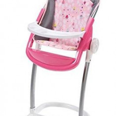 Jucarie Accesoriu Baby Born High Chair Toy - Papusa Zapf Creation