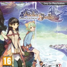 Atelier Shallie Alchemists Of The Dusk Sea Ps3 - Jocuri PS3, Role playing, 12+