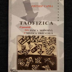 Taofizica - Fritjof Capra - Carte de aventura