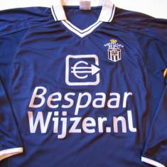 Tricou fotbal - HFC KONINKLIJKE (Olanda - liga a 2 a) - Tricou echipa fotbal, Marime: L, Culoare: Din imagine, De club, Maneca lunga