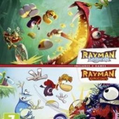 Rayman Legends & Rayman Origins Compilation Pc - Joc PC Ubisoft