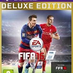 Fifa 16 Deluxe Edition Xbox360 - Jocuri Xbox 360, Sporturi, 3+, Multiplayer