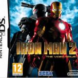 Iron Man 2 Nintendo Ds