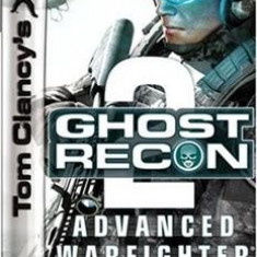 Ghost Recon Advanced Warfighter 2 Psp - Jocuri PSP Ubisoft, Shooting, 16+, Single player