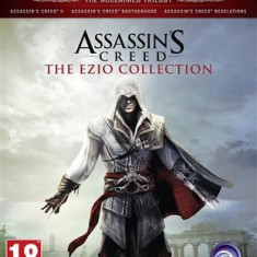 Assassins Creed The Ezio Collection Xbox One - Jocuri Xbox One Ubisoft, Role playing, 18+, Multiplayer