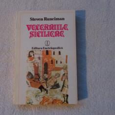 Vecerniile siciliene - S. Runciman - Istorie