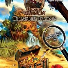 Doctor Watson Treasure Island Pc - Joc PC, Actiune, 3+