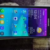 Samsung Note 4 Black 32GB 3GB RAM 4G 16MP la cutie + husa silicon - Telefon mobil Samsung Galaxy Note 4, Negru, Vodafone