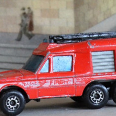 Macheta Matchbox Carmichael Commando 1:75 - Macheta auto Matchbox, 1:72