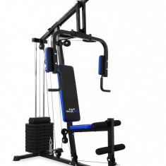Aparat multifunctional Hiton 4000 albastru - Aparat multifunctionale fitness