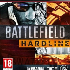 Battlefield Hardline Ps3 - Jocuri PS3 Electronic Arts, Shooting, 16+