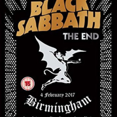Black Sabbath The End (dvd) - Muzica Rock