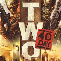 Army Of Two The 40Th Day Psp - Jocuri PSP Electronic Arts, Shooting, 16+