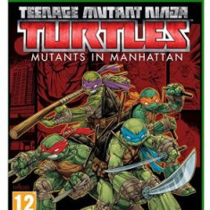 Teenage Mutant Ninja Turtles Mutants In Manhattan Xbox One - Jocuri Xbox Activision