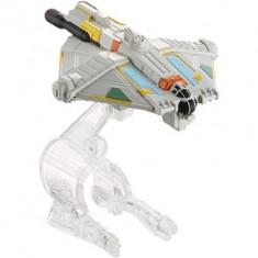 Jucarie Hot Wheels Star Wars Starship Rebel Ghost - Masinuta Mattel