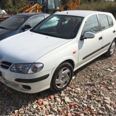 Nissan Almera, An Fabricatie: 2002, Benzina, 130000 km, 1498 cmc