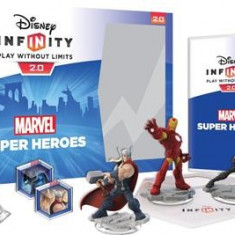 Disney Infinity 2.0 Marvel Superheroes Starter Pack Ps3 - Jocuri PS3