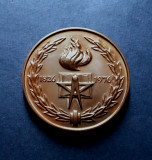 Medalie liceul N. Balcescu - 1976
