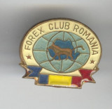 FOREX Club Romania  Insigna