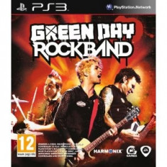 Green Day Rockband Ps3 - Jocuri PS3 Electronic Arts, Simulatoare, 12+