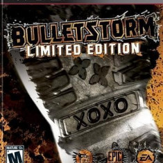 Bulletstorm Limited Edition Ps3 - Jocuri PS3 Electronic Arts, Shooting, 18+