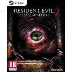 Resident Evil Revelations 2 Pc (Steam Code Only) - Joc PC