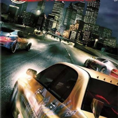 Need For Speed Carbon Own The City Psp - Jocuri PSP Electronic Arts, Curse auto-moto, 12+, Single player
