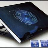 Masa suport laptop, notebook cooler pad - 1 cooler 140mm