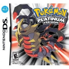 Pokemon Platinum Version Nintendo Ds - Jocuri Nintendo DS