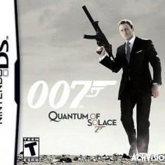 James Bond Quantum Of Solace Nintendo Ds - Jocuri Nintendo DS Activision, Role playing, 16+