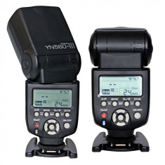 Blitz Nikon, Canon, Pantex, Yongnuo YN560-III - GN 58, slave radio - Blitz dedicat Yongnuo, Aparat foto digital