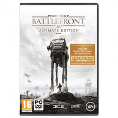 Star Wars Battlefront Ultimate Edition Pc - Joc PC, Actiune, 16+