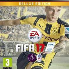 Fifa 17 Deluxe Edition Ps3 - Jocuri PS3 Electronic Arts, Sporturi, 3+