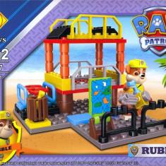 Joc tip Lego PAW PATROL SLtoys 8947 de 71 piese - Set de constructie