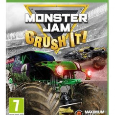 Monster Jam Crush It Xbox One - Jocuri Xbox