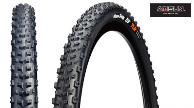 Cauciuc - Anvelopa Bicicleta 27.5x2.35 (58-584) - ARISUN MOUNT BALDY foto