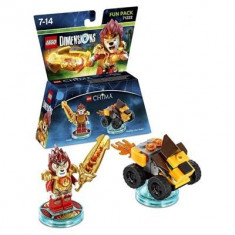 Set Lego Dimensions Laval Lego Chima Fun Pack