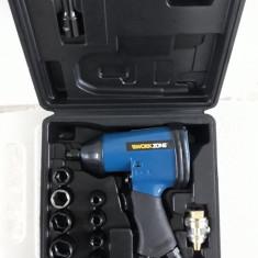 Pistol pneumatic WORKZONE RP 7404 - Cheie pistol pneumatic Service